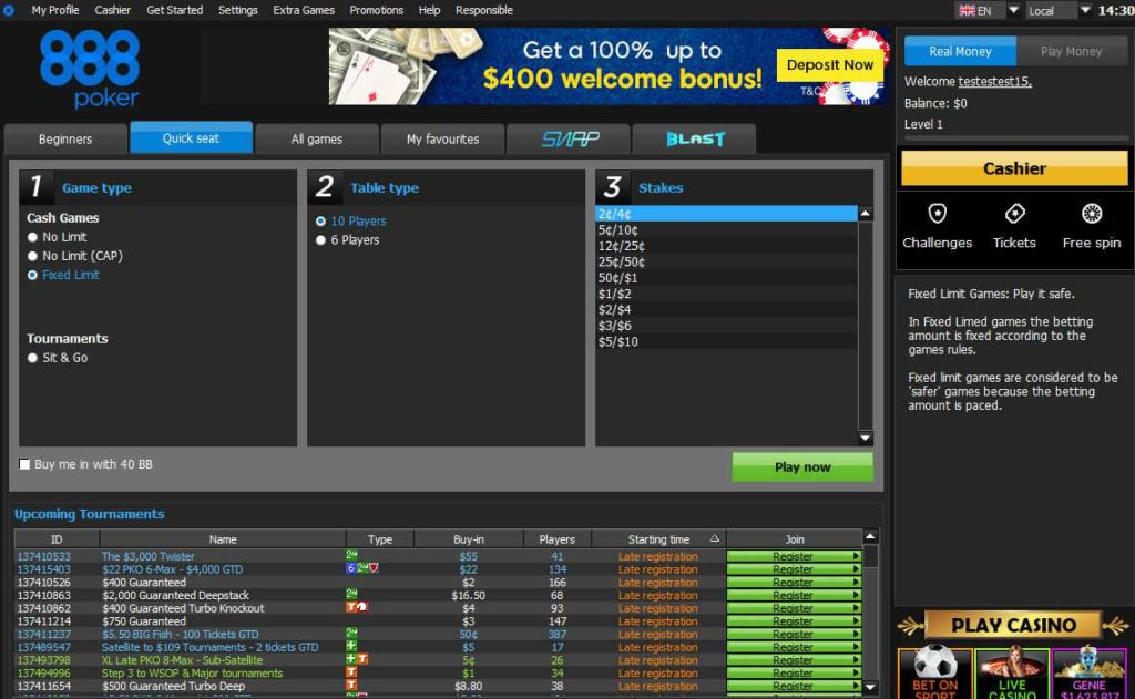 888 Poker Review Best 888 Bonus Promo Codes For 2020