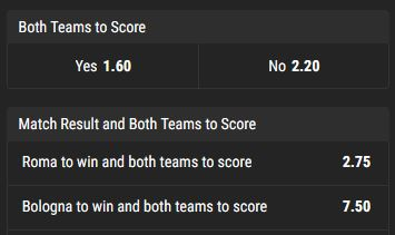 can you place a bet on both teams to win